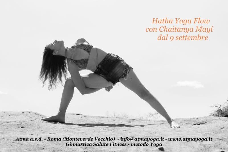 corsi yoga roma apertura settembre 2019