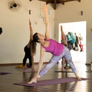 Asana Yoga di Chaitanya Mayi